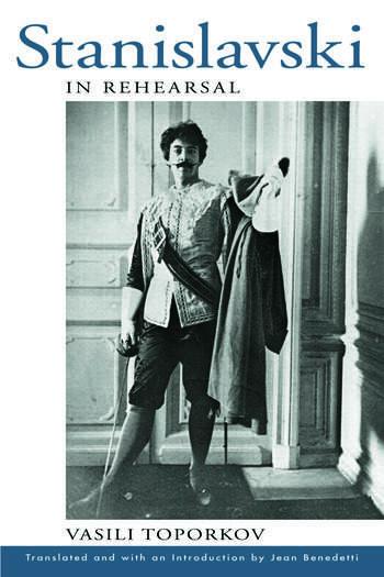 Stanislavski in Rehearsal book cover