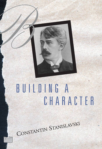 Building A Character book cover