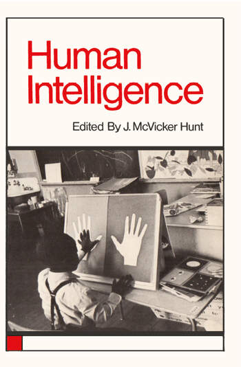 Human Intelligence book cover