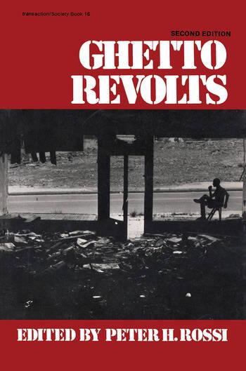 Ghetto Revolts book cover
