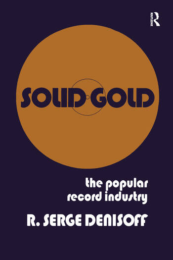 Solid Gold Popular Record Industry book cover
