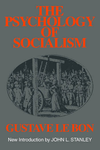 The Psychology of Socialism book cover