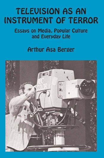 Television as an Instrument of Terror book cover