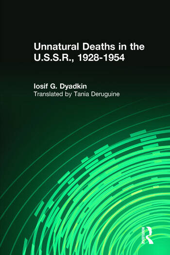 Unnatural Deaths in the U.S.S.R. book cover