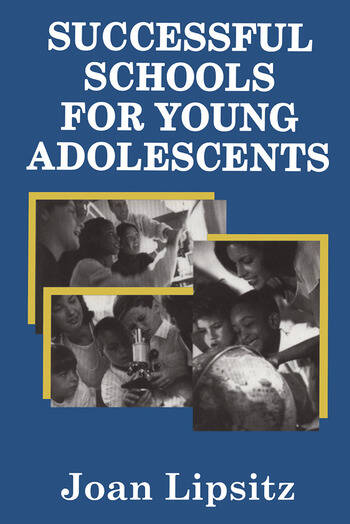 Successful Schools for Young Adolescents book cover
