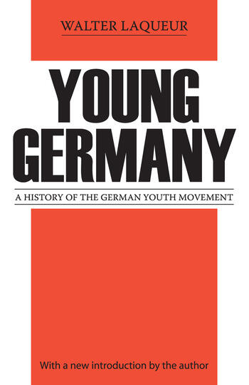 Young Germany History of the German Youth Movement book cover