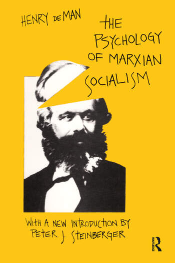 The Psychology of Marxian Socialism book cover