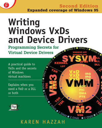 Writing Windows VxDs and Device Drivers book cover