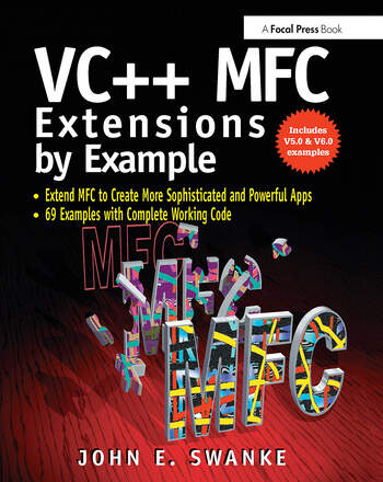 VC++ MFC Extensions by Example book cover