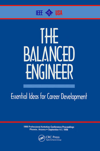 The Balanced Engineer Essential Ideas for Career Development book cover