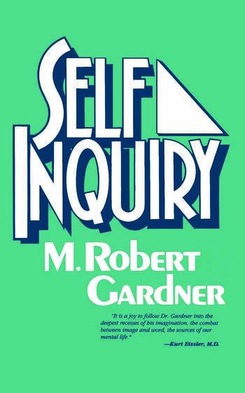 Self Inquiry book cover