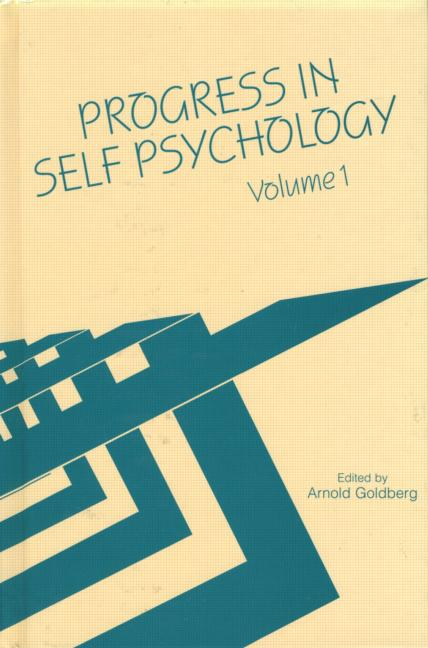 Progress in Self Psychology, V. 1 book cover