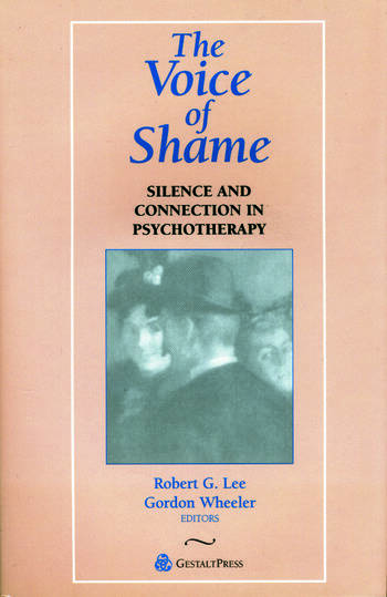 The Voice of Shame Silence and Connection in Psychotherapy book cover