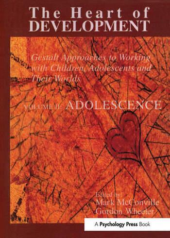 Heart of Development, V. 2 Adolescence book cover
