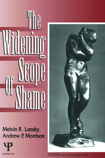 The Widening Scope of Shame book cover