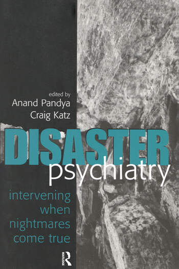 Disaster Psychiatry Intervening When Nightmares Come True book cover