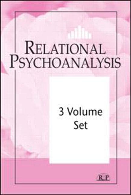 Relational Psychoanalysis 3 Volume Set book cover