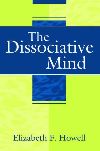 The Dissociative Mind book cover