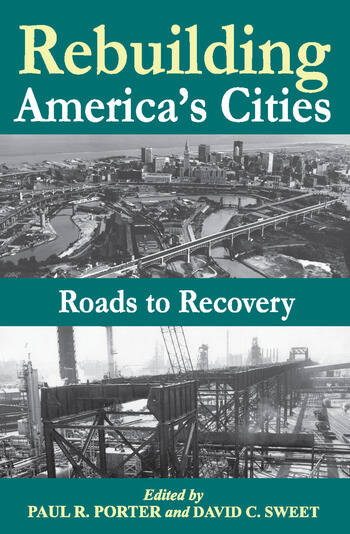 Rebuilding America's Cities book cover