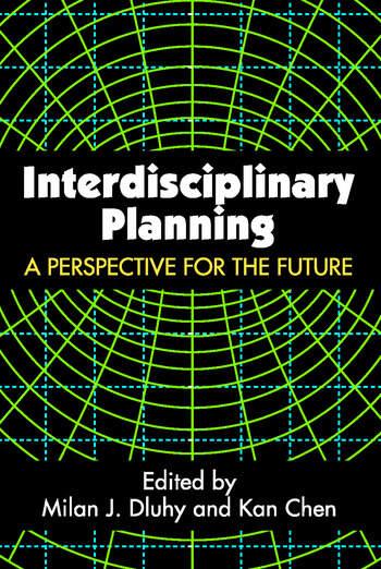 Interdisciplinary Planning book cover