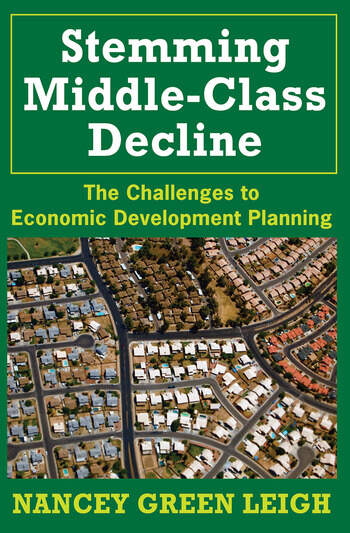Stemming Middle-Class Decline The Challenges to Economic Development book cover