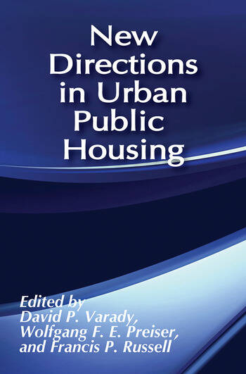 New Directions in Urban Public Housing book cover