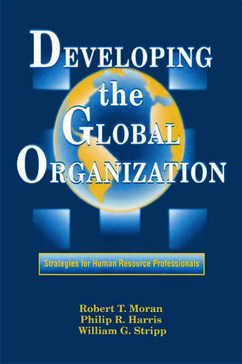 Developing the Global Organization book cover