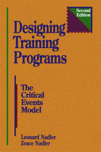 Designing Training Programs book cover