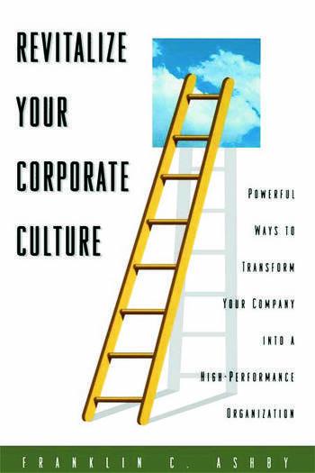 Revitalize Your Corporate Culture book cover