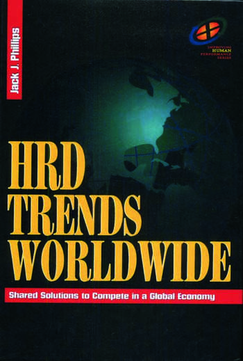 HRD Trends Worldwide book cover