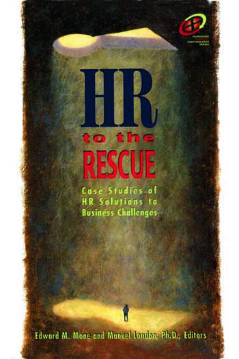 HR to the Rescue book cover