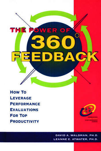 The Power of 360? Feedback book cover
