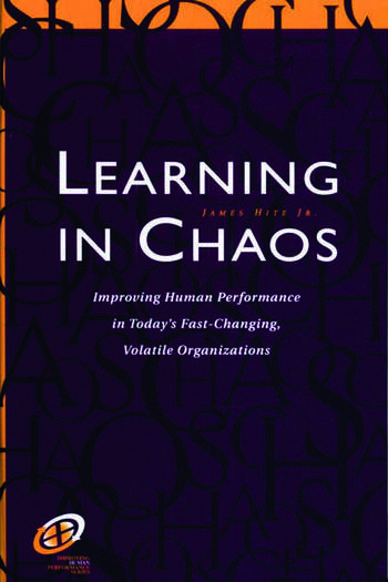 Learning in Chaos book cover