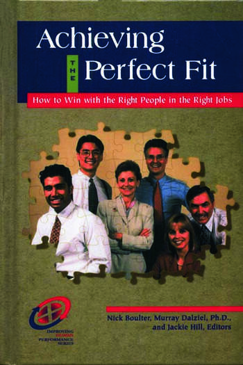 Achieving the Perfect Fit book cover