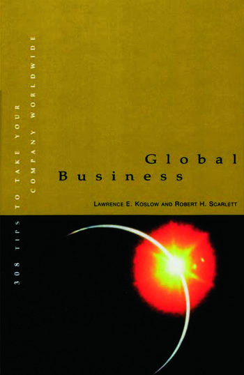 Global Business book cover