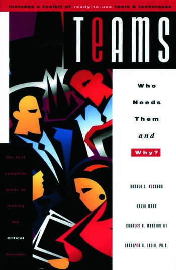 Teams book cover