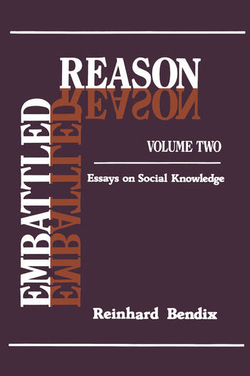 Embattled Reason Volume 2, Essays on Social Knowledge book cover