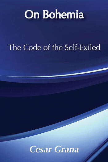 On Bohemia The Code of the Self-exiled book cover