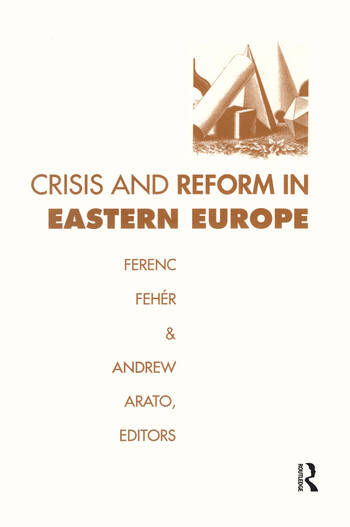 Crisis and Reform in Eastern Europe book cover