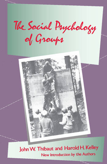 The Social Psychology of Groups book cover