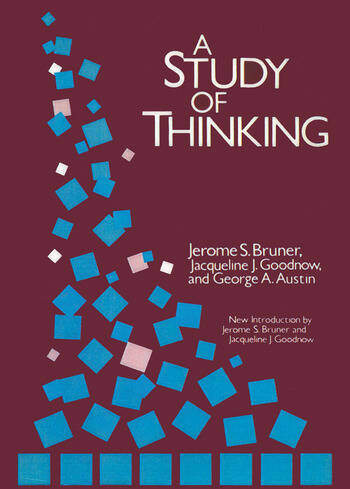 A Study of Thinking book cover