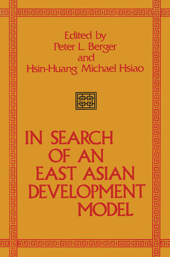 In Search of an East Asian Development Model book cover