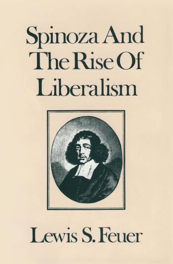 Spinoza and the Rise of Liberalism book cover