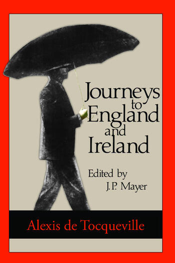 Journeys to England and Ireland book cover