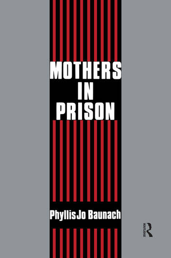 Mothers in Prison book cover