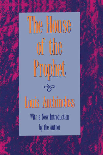 The House of the Prophet book cover