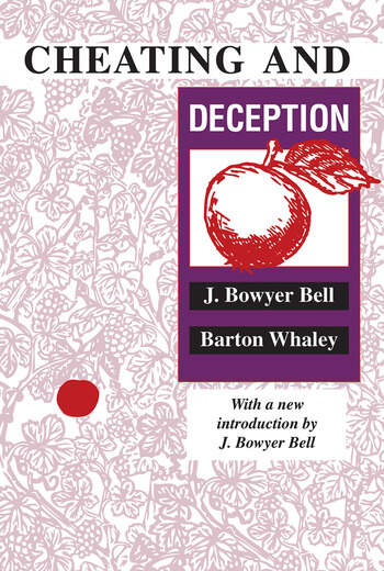 Cheating and Deception book cover