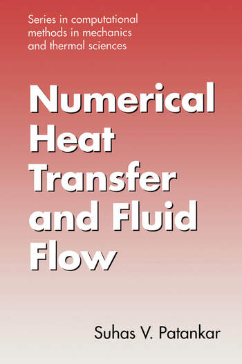 Numerical Heat Transfer and Fluid Flow book cover