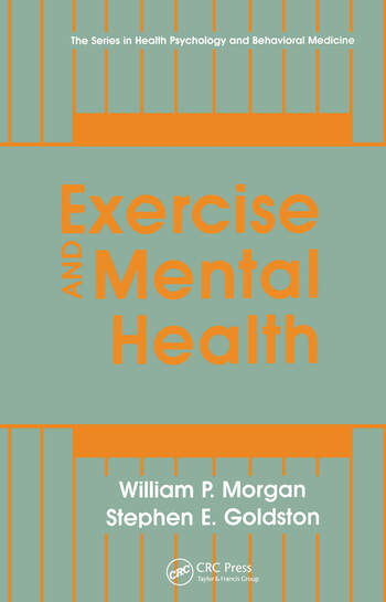 Exercise And Mental Health book cover