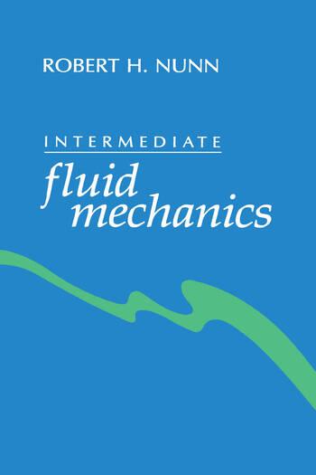 Intermediate fluid mechanics book cover